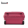 BUBULE 18'' 22'' Trolley Suitcase with Wheels Waterproof Travel Lock Luggage