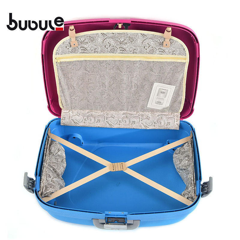 BUBULE 31'' OEM PP Hot Sale Travel Luggage WholesaleTrolley Suitcase