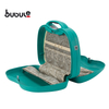 "BUBULE 14"" Wholesale Fashion PP Cosmetic Box Bag Makeup Case With Mirror"
