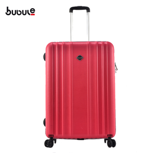 BUBULE 3PCS Hard Case Zipper Trolley LuggageSets Customized Men Spinner Travel Bag