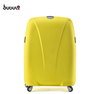 BUBULE 26'' Pp Unique Waterproof Luggage Trolley Bag Popular Suitcase Custom Travel Rolling Luggage