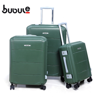 BUBULE PP Spinner Luggage Sets Customize Travelling Bags Suitcases